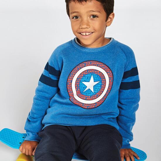 Fato De Treino Captain America