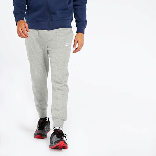 Pantalon Nike Clublogo Gris Pantalon Largo Hombre Sprinter