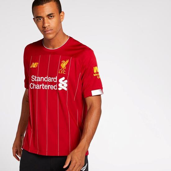 Camiseta Oficial Liverpool Fc