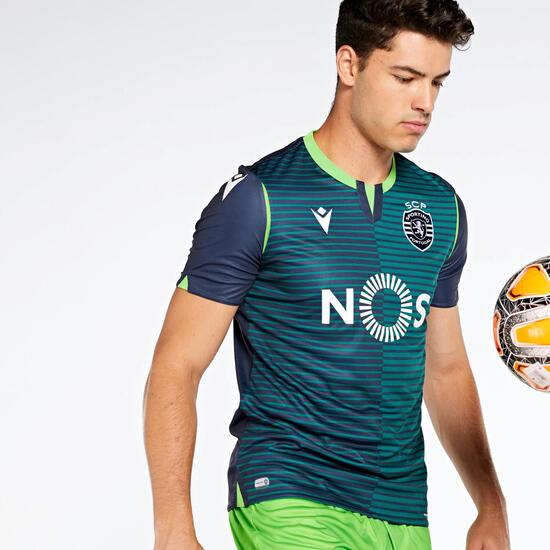 Camiseta 2ª Equipación S.Portugal