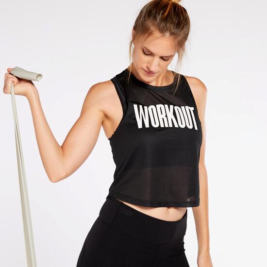 Camiseta Fitness Doone