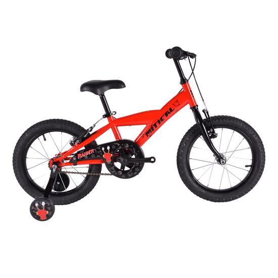 """Bicicleta Montaña Mitical Raider 16"""""""