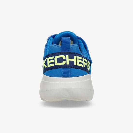 Skeachers Run Fast