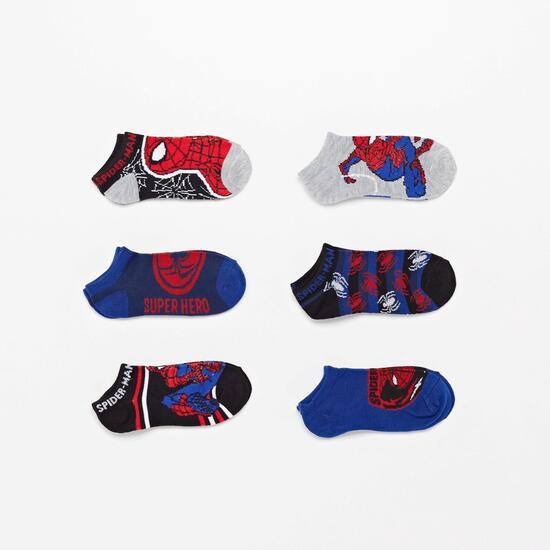 Calcetín Invisible Spiderman
