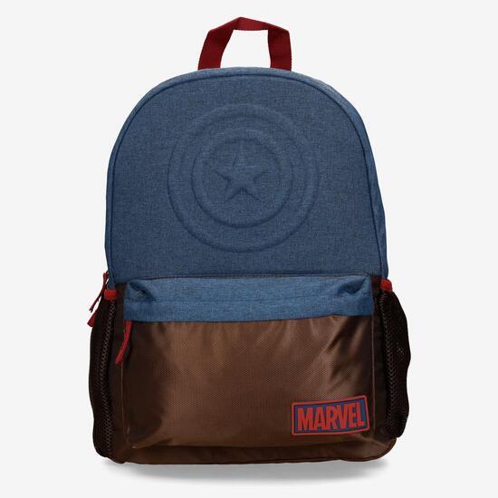 Boutique en ligne b49ff 3d7a2 Mochila Capitán América