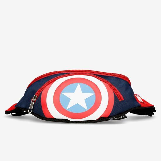 Riñonera Capitán América