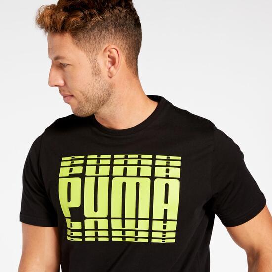Rebel Bold Cro Camiseta M/c Alg