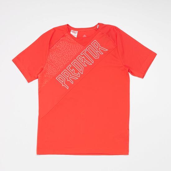 Nim Jr Camiseta M/c  Pol.