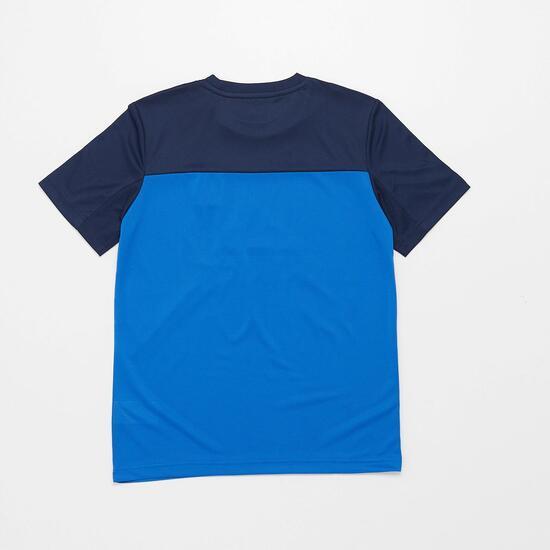 Equip Jr Camiseta M/c Pol.