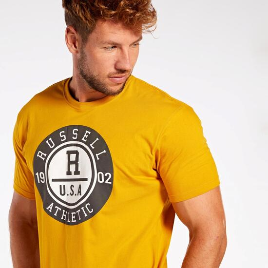 T-shirt Russel Atheletic Collegiate