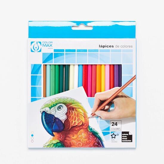 Set Lápices Colores Color Baby