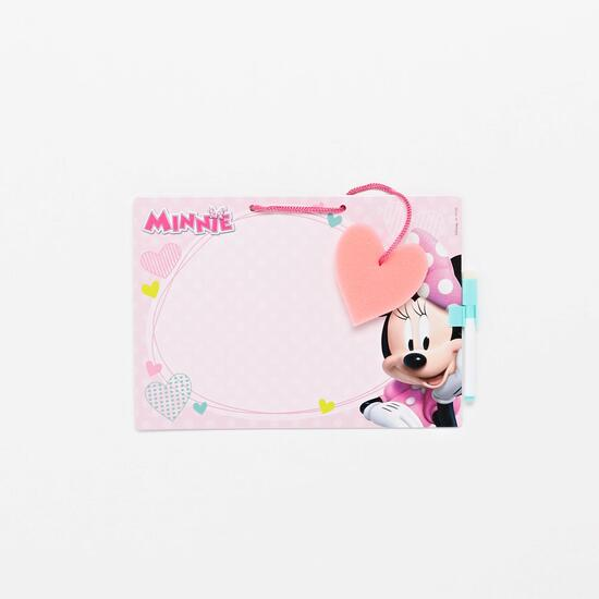 Pizarra + Rotulador Minnie
