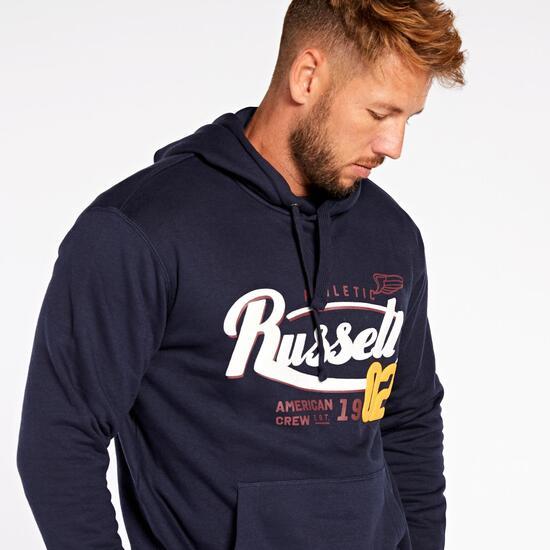 Russell Athletics Signage