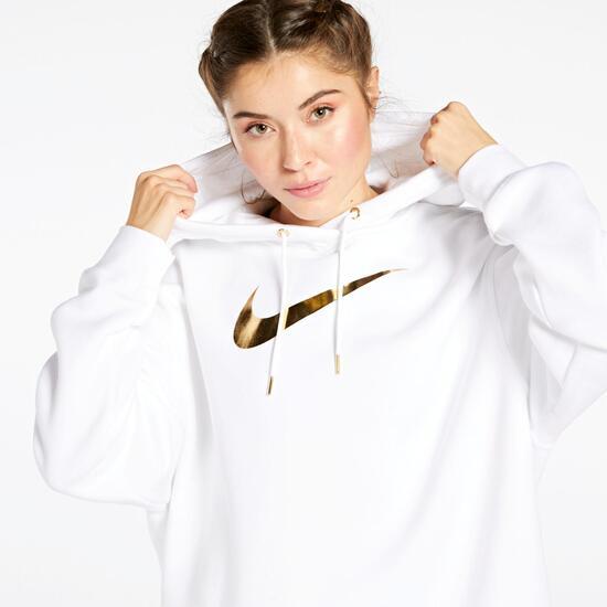 Nike Gold Swoosh