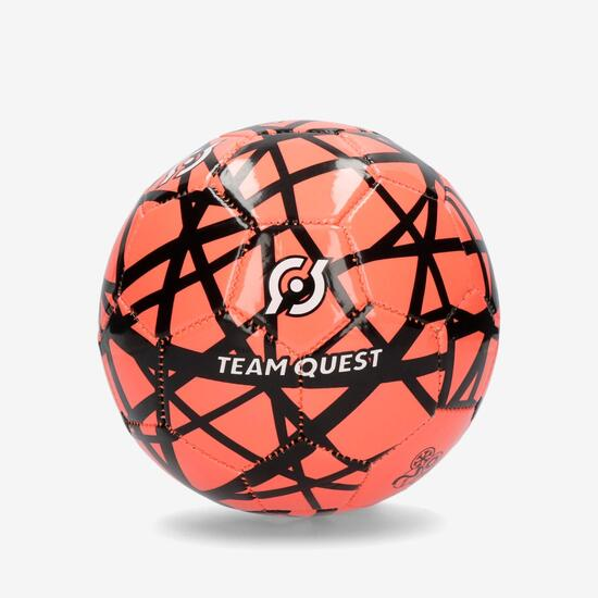 Mini Balón Fútbol Team Quest