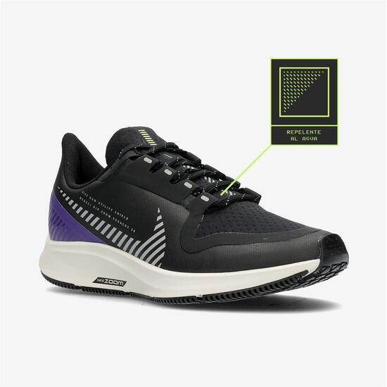 zapatillas nike negras hombre pegasus 36