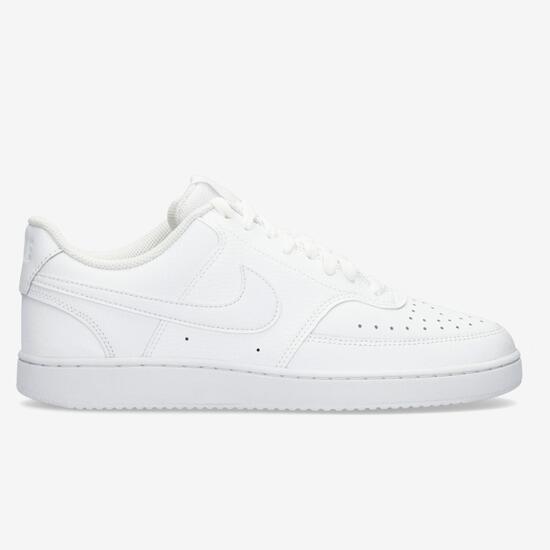 nike zapatillas blancas hombre