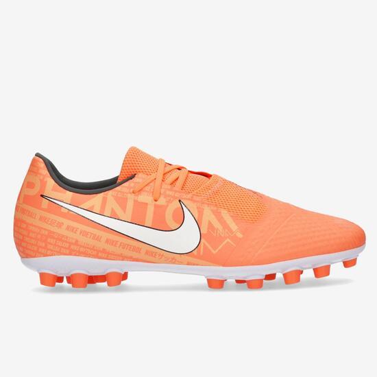 lana Variedad de madera  Nike Phantom Venom AG - Coral - Chuteiras Futebol | Sport Zone