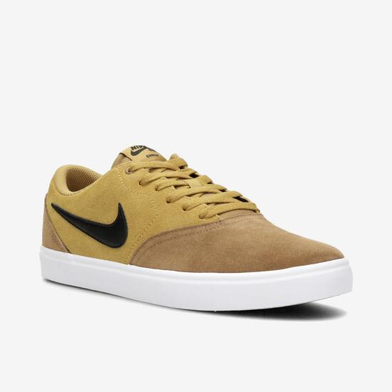 Nike Check Suede