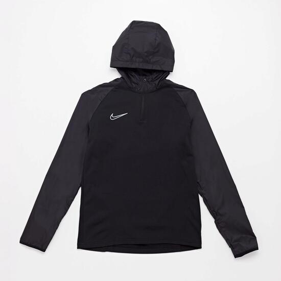 Sweatshirt Nike Academy Preto Sweatshirt Rapaz | Sport Zone