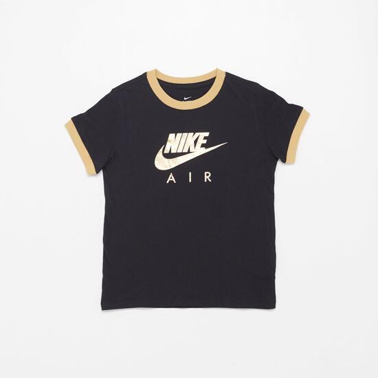 Nike Air Jra Camiseta M/c Alg.