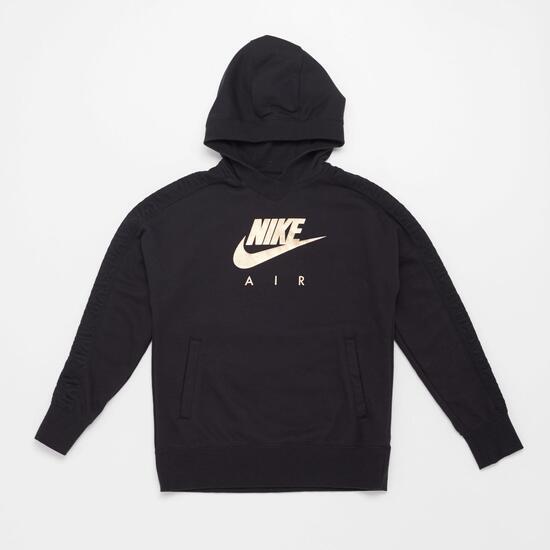 Nike Air Jra Sudadera Cap. Felpa P.