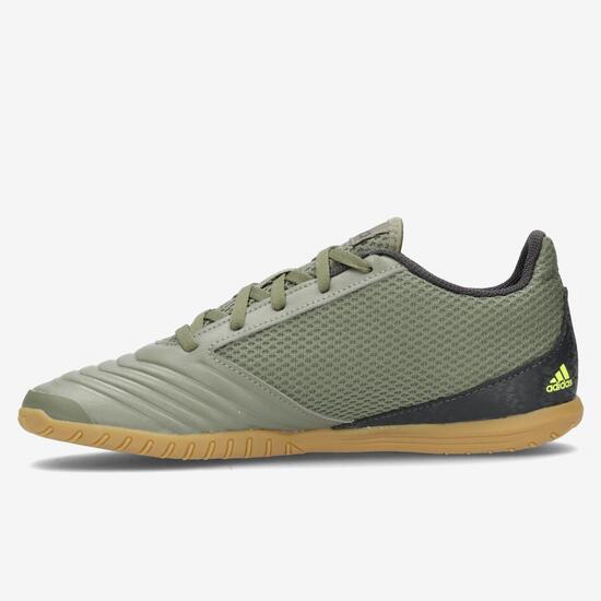 adidas Predator 19.4 Verde Chuteiras Futsal | Sport Zone