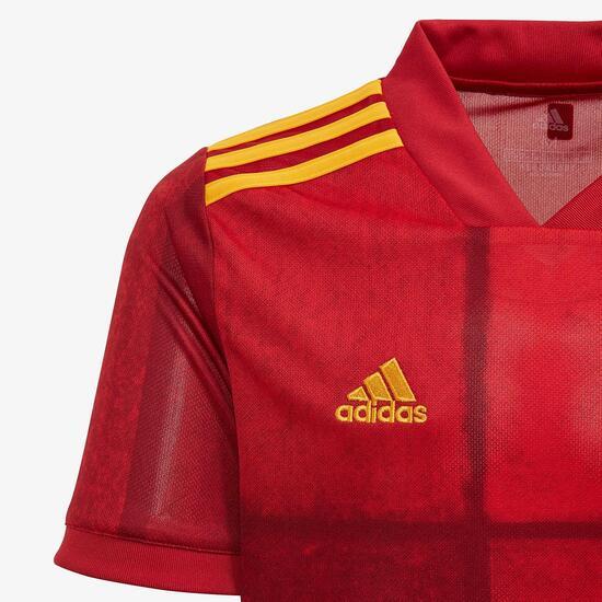 Camiseta Réplica 1ª Equipación España adidas