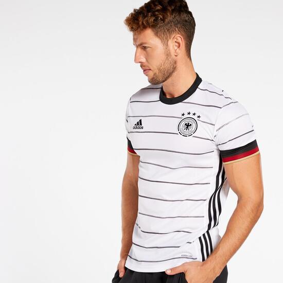 Camiseta Réplica 1ª Equipación Alemania adidas