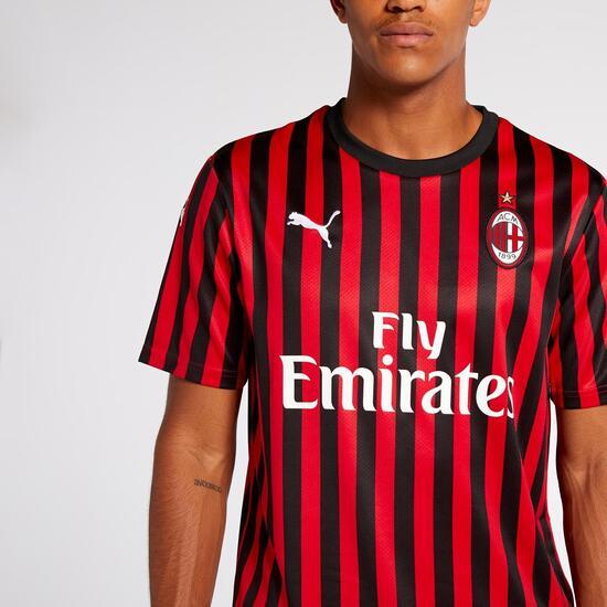 Camiseta Oficial Milan