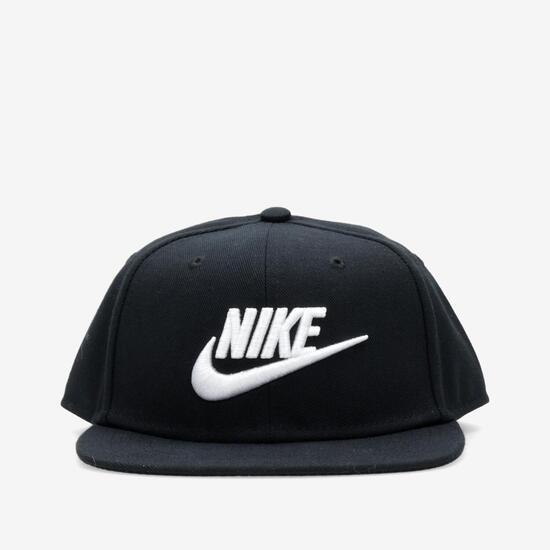 Jarra claridad bronce  Gorra Nike Pro Futura - Negro - Gorra Unisex | Sprinter