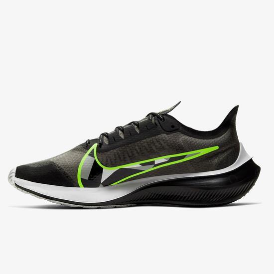 Nike Zoom Gravity 5 - Negras - Zapatillas Running Hombre ...