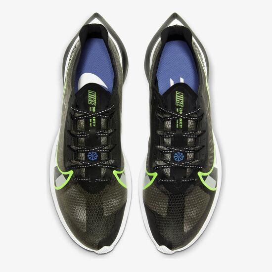 Bienes diversos Pegajoso He aprendido  Nike Zoom Gravity 5 - Negras - Zapatillas Running Hombre   Sprinter