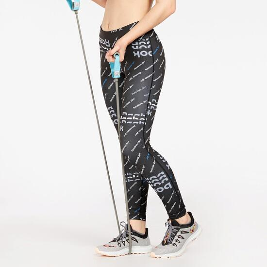 Leggings Reebok Wor Aop