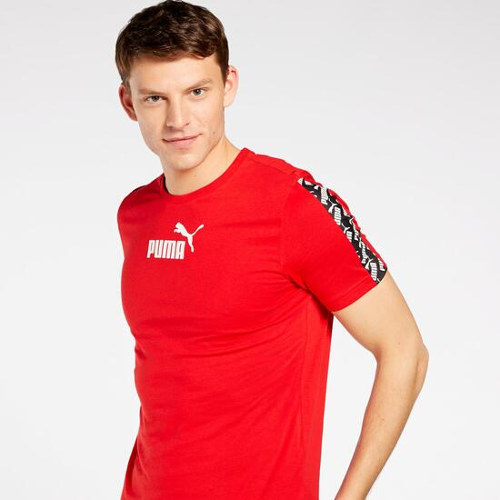 T-shirt Puma Aop Tape