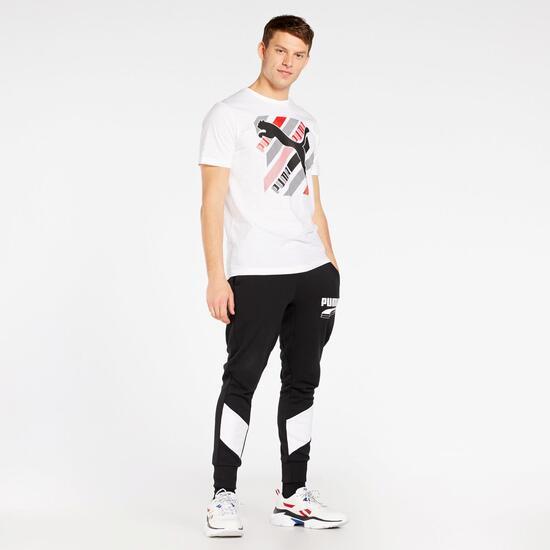 Cat Cro Camiseta M/c Alg.