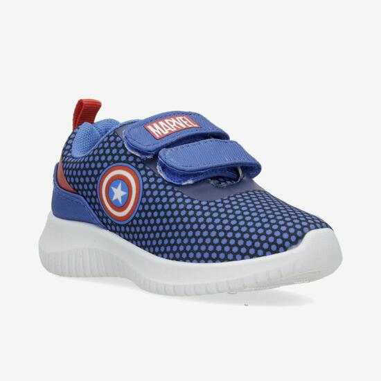 Zapatillas Capitán América