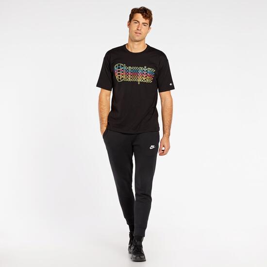 Fluor 3logo Cro Camiseta M/c Alg.