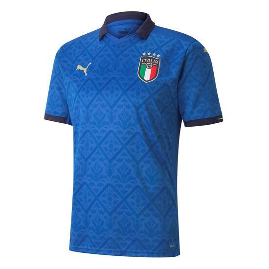 Camisola Oficial Figc Itália Puma