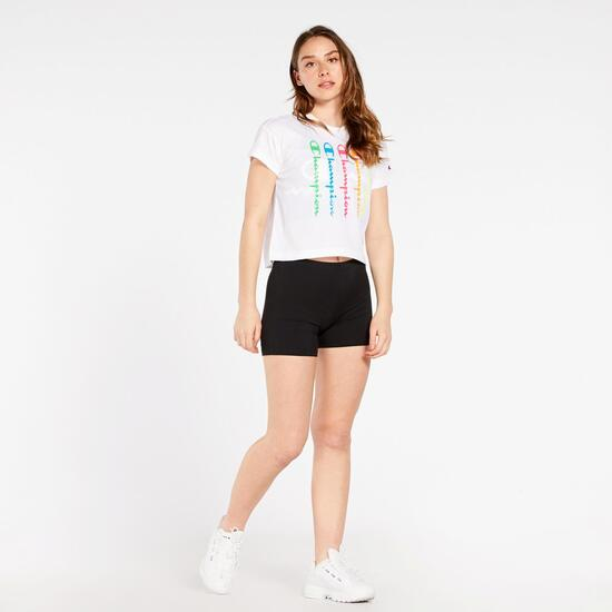 T-shirt Crop Champion