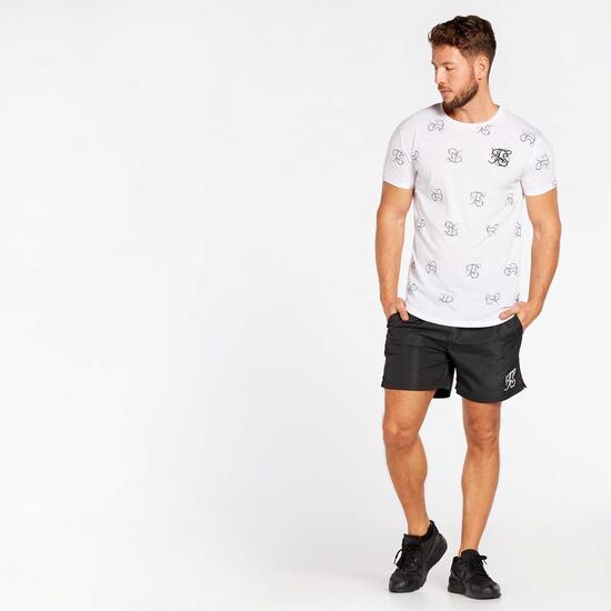 Fit Cro Camiseta M/c Alg.