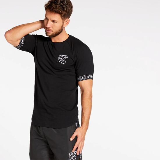 Fit Cro Camiseta M/c Alg.