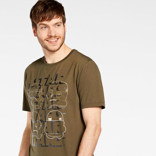 Anh Stamps Cro Camiseta M/c Alg.