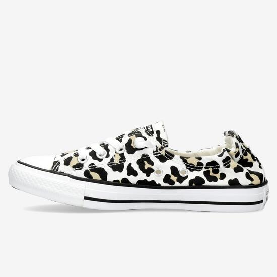 All Star Converse Leopardo