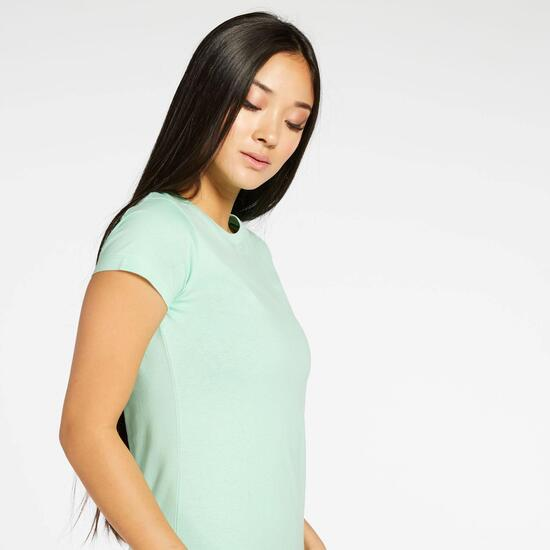 Up Basic Sra Camiseta M/c Alg.