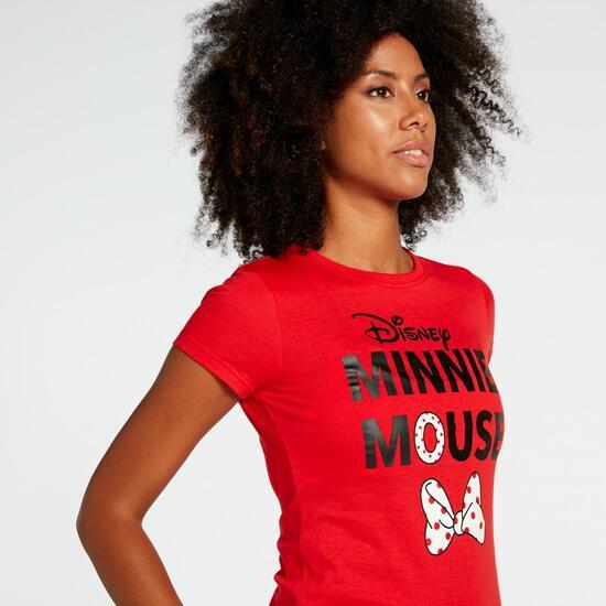 Std Stamps Sra Camiseta M/c Alg Minnie