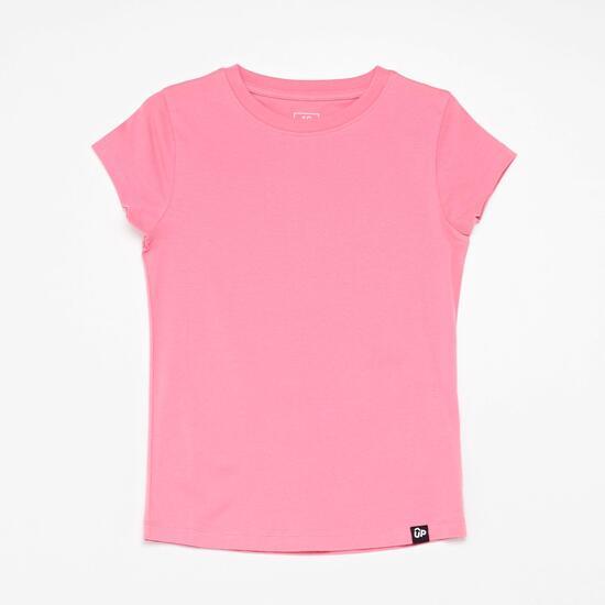 Up Basic Kida Camiseta M/c Alg.