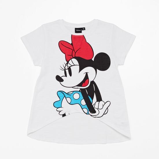 Std Mickey Jra Camiseta M/c Alg. Minnie