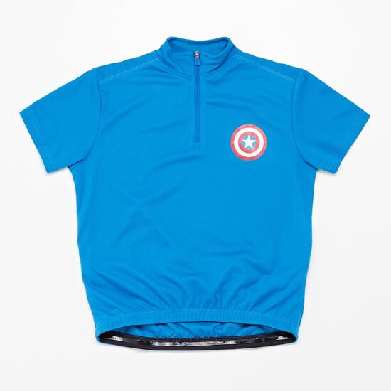 Maillot Ciclismo Capitán América
