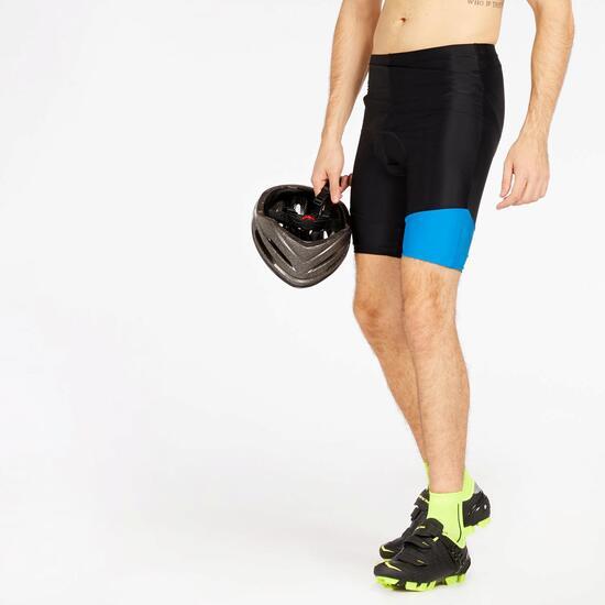 Culotte Ciclismo Mítical Plata – Culotte Negro Hombre | Sprinter